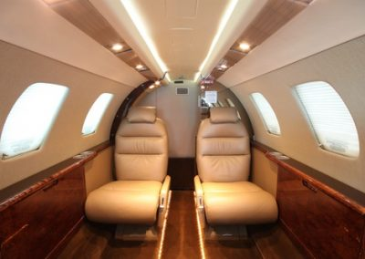 Aircraft interior refurbishement